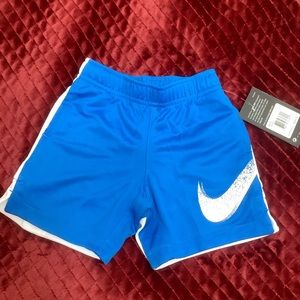NWT 2t Nike dri-fit active shorts